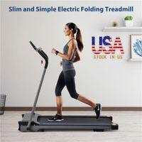 ABD Hisse Senedi Basit Yürüyüş Elektrik Koşu Bandı Ev Kullanımı Fabrika Fiyat Yüksek Kaliteli Spor Makinesi Ekipmanları W21506040