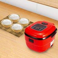 Fogões de arroz Fogão 2.5L Automática Operação Simples Cook Rapidamente 24 horas Nomeação Smart 8 Funções Baby Pingau
