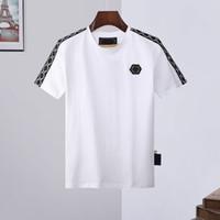 2021 Yeni Kafatası 3D Baskı Gömlek erkek kadın T-shirt PP Stil T-shirt Kafatası Renkli Kafatası Tshirt