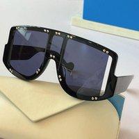 Nuovi occhiali da sole di bellezza BlockT Fenty Girl Designer Glasses Occhiali da sole Occhiali da sole sovradimensionati Robyn Rihanna Fenti Lo stesso SunGlassesUv400 con scatola