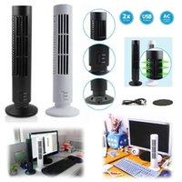 Gadgets Tragbarer USB Vertikal Blasigess Fan, Mini-Klimaanlage Fan-Schreibtisch-Kühlturm für Zuhause / Büro1