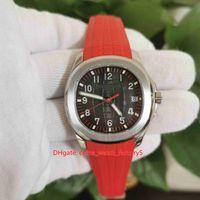 PF Maker Высочайшее Качество 904 Сталь мужской 40 мм AquaNaut Jumbo 5167R-001 Резиновые полосы CAL.324 S C Механические автоматические мужские часы часов