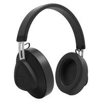 سماعات سماعات سماعات بلوديو TM بلوتوث سماعة إفراط في الأذن اللاسلكي طوي مع مايكروفون BT 5.1 للهواتف المحمولة 1