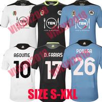 20 21 Spezia Calcio Футбол Требовые изделия Домой Третий 2020 2021 Agudelo Pobega Agoume Chabot D. Фа Фариас Футбольная рубашка Униформа Top Tailand