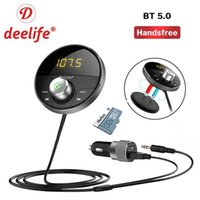 Auto Bluetooth Freisprecheinrichtung Kit Bluetooth MP3 Player FM Sender Audio-Empfänger