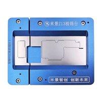 Mijing Z13 3 in 1 BGA Reballing Stencil Platform Jig fikstür iPhone x xs xs max