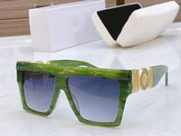 4396 GB1 / 87 블랙 / 그레이 망 선글라스 53 mm Unisex Designer 선글라스 럭셔리 선글라스 패션 브랜드 망 여성 안경 상자