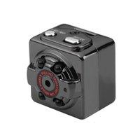 كاميرات مصغرة SQ10 SQ11 كاميرا مسجل معدني HD 1080P صغير الهواء في الهواء الطلق اطلاق النار في 2-1 الرؤية الليلية سجل الفيديو