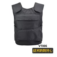 Guardia su Duty Safety Protection Tactical Vest Security Stab Abbigliamento
