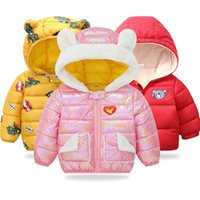 Infant Baby Coat Autumn Winter Jackets For Baby Girls Coat K...