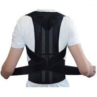 Thérapie magnétique Posture Correcteur Correcteur Epaule Back Back Courroie de support pour accolades Supports Supports Courroie Posture Posture Correction1
