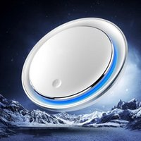 ligent Car Air Purifier Portable Ionizer Air Purifier HEPA Filter Aroma Diffuser Freshener Cleaner Best for Car Home