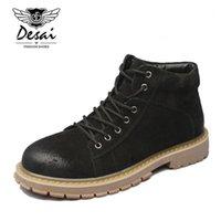 부츠 Desai 2021 간단한 신발 남자의 뾰족한 캐주얼 구두 한국어 버전 패션 낮은 영국 비즈니스 드레스 옥스포드 1