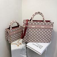 Pinksugao femmes fourre-tout sac de sac à sacs à main à l'épaule de luxe Sac à main de luxe Pourse de grande capacité Lady Sac à main Toile