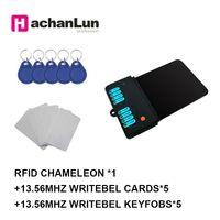 Комплект карт для контроля доступа EST Chameleon Mini RDV2.0 Kit ISO1443A / B UID 13,56 МГц NFC Smart Chip Emulator Emulator Proxmark Crower