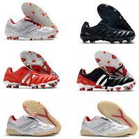 2020 رجل جديد المفترس الهوس الأصلي chaussures دي القدم رجل كرة القدم المرابط المفترس المفترس الأرشيف طبعة محدودة أحذية كرة القدم