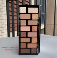 Cosmetic Born This Way I nudi Natural Palette 16 colori Eye Shadow Palette luccichio opaco di trucco