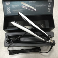 В наличии! Высокое Качество Platinum + Выпрямители для волос Профессиональные Стилеры Плоские Волосы Выпрямитель Волос Инструмент для укладки Волос EPANCET Доставка