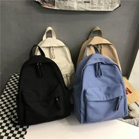 Women Backpack Canvas Anti- theft Shoulder Bags New Fashion S...