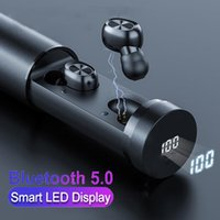B9 TWS Bluetooth Earphone 8D HIFI Stereo Wireless Earbus Wit...