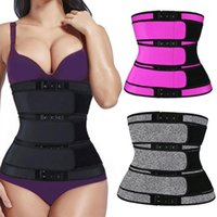 Frauen Taille Trainer Sauna Neopren Body Shaper Abnehmen Mantel Bauch Sweat Shapewear Workout Trimmer Gürtel Korsett Doutle @ 401