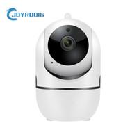 Kameralar Akıllı WiFi Kamera HD 1080P Bulut Kablosuz IP Akıllı İnsan Ev Güvenlik Gözetiminin Otomatik İzleme