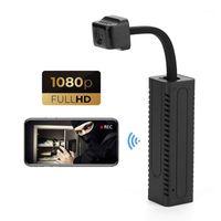 كاميرات مطاط مصغرة كاميرا 1080 وعاء wifi ip وحدة الحركة dv p2p مسجل فيديو أمن الوطن camcorder1