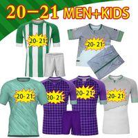 2021 Real Betis Soccer Jersey Joaquin B.iglesias Hombres Niños Men Kids Training Juanmi Fekir Bartra Canales Camiseta de Fútbol