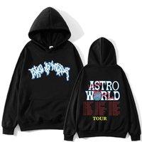 Moda Travis Scott Tour Astroworld Hoodie Hombres Unisex Streetwear de alta calidad Hip Hop Hope USTED ESTÁ AQUÍ UNA PIEZA VENTA CALIENTE