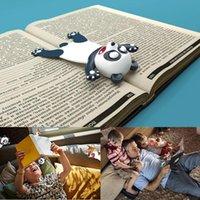 Wacky signet pour plus de plaisir de lecture 3D Stereo Cartoon Belle animal Bookmark Wacky -Shopping