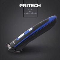 Pritech 100-240V для стрижки волос аккумуляторная парикмахерская машина профессиональный триммер для волос универсальный бритва из нержавеющей стали инструмент резак