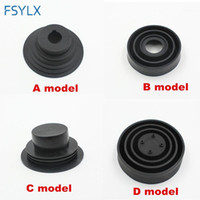 FSYLX 1x HID LED headlight dust cover rubber waterproof seal...