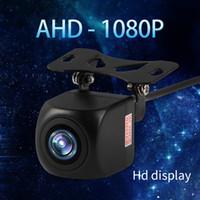자동차 후면보기 카메라 액세서리 USB 170도 각도 ADAS DVR 카메라 나이트 비전 거리 알람 TF 카드 Android 시스템 앱 앱 탐색