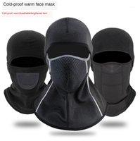 Велоспорт Caps Masks лыжная прогулка по опущению головы мотоцикла Маска BalaClava Full Face Cover Maske