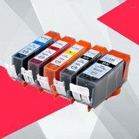Cartuchos de tinta PGI-520 CLI-521 Cartucho para Canon PGI520 PIXMA MP540 MP550 MP560 MP620 MP630 MP640 MP980 MP990 MX860 MX870 IP3600 PGI 5201