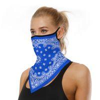 Máscara protectora da tampa Headset Máscaras de ouvido multi functiona Proteção scraf Ciclismo Máscara Moda Quick Dry Hairband Lenço Anti-fog Headwear Reino Unido