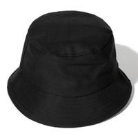 21ss الفاخرة دلو قبعة أسود مصمم ماركة أزياء الصياد القبعات دلو قبعة في الهواء الطلق الهيب هوب قبعة النساء الصيف لصياد قبعة
