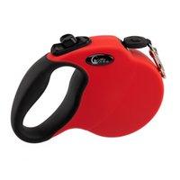 جديد التلقائي قابل للسحب الكلب المشي قطعة أثرية الحيوانات الأليفة اليد عقد حبل تشغيل الانكماش التلقائي 3 م \ 5 م 201126