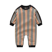 Bebé desiger ropa bebé mamelucos primavera otoño mameluco algodón niños diseñador de dibujos animados bee infantil mansiones ropa