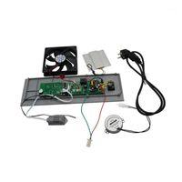 Smart Electric Heaters HTMC-5 Ei Incubator Controller Set DIY Mini-Konstante Temperatur Eier Inkubationsbox Zubehör1