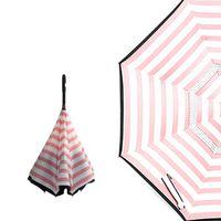 역 유형 C 우산 손 무료 긴 손잡이 doubledeck sunshade fashion umbellas 독창성 자동차 컬러 자외선 방지 새로운 17xy m2