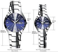 WLISTH 커플 패션 쿼츠 시계 크리 에이 티브 다이아몬드 간단한 다이얼 빛나는 포인터 연인 스테인레스 스틸 시계 Relogio Masculino