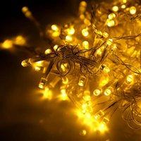600led janela cortina corda fada luz de casamento decoração de festa de Natal (branco quente) alta brilho cordas iluminação