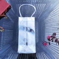 Presente Embalagem Saco Plástico Mini Espessamento Espessamento Durável Bolsa De Vinho Saco De Vinho Resistente Sacos Transparentes Transparentes Compact New Chegada 2 8QB F2