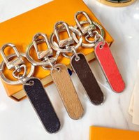 Fashion Designer Skateboard Sports With Letter Luxury Alloy Metal Keychain Car Advertising Waist 4 Colors Key Chain Chains Pendant Accessories Gift