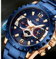 Hommes de luxe Garde 100 m Sapphire Sapphire Sapphire Sapphire Homme Pagani Design Bezel Chronographe Mens Montres VK63 Reloj Hombre 2020