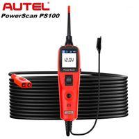 Diagnosewerkzeuge Autel PowerScan PS100 Auto Elektrische Stromkreis Avometer Tester System Diagnose1