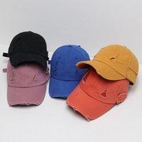 Papà Cappello Hip Hop Berretto da baseball per gli uomini delle donne di estate della spiaggia di Sun Cappelli registrabili
