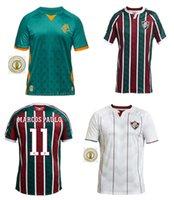 Futebol Esportes Fluminense 2021 Futebol Moletom Ganso Fluz À O Fred Phganso Hudson Nene Nino Henrique Futbol Camisas Futebol Camisetas
