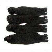 الجملة مصنع الشعر جعل أوامر مزدوجة تعادل شعبية مستقيم فضفاض موجة الشعر حزم عذراء ريمي الشعر اللون الطبيعي 3 قطع 300 جرام